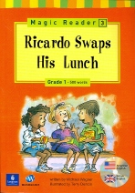 Ricardo Swaps His Lunch