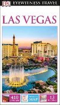 [해외]DK Eyewitness Las Vegas (Paperback)