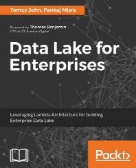 [해외]Data Lake for Enterprises (Paperback)