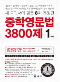 중학영문법 3800제 1학년 7차개정1쇄
