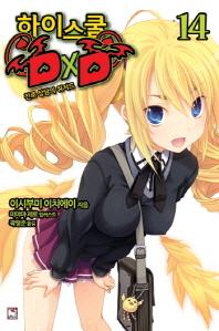 하이스쿨 DxD. 14: 진로상담의 위저드(노블엔진(Novel Engine))