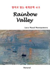 Rainbow Valley (영어로 읽는 세계문학 415)