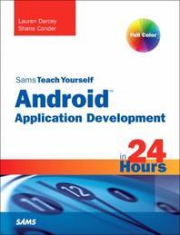 [해외]Sams Teach Yourself Android Application Development in 24 Hours (Paperback)