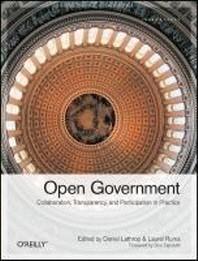 [해외]Open Government (Paperback)