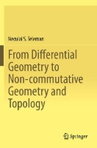 [해외]From Differential Geometry to Non-Commutative Geometry and Topology