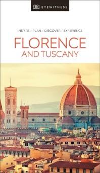 [해외]DK Eyewitness Florence and Tuscany