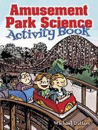 [해외]Amusement Park Science Activity Book