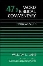 [해외]Hebrews 9-13 (Hardcover)