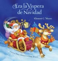 [해외]Era La Vispera de Navidad (Twas the Night Before Christmas, Spanish Edition) (Hardcover)