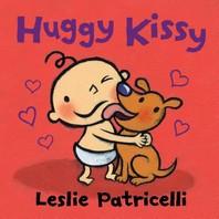 [해외]Huggy Kissy (Board Books)