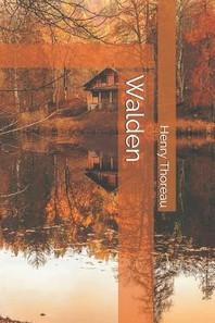 [해외]Walden (Paperback)