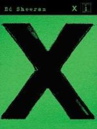 Sheeran Ed X Tab Book