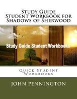 [해외]Study Guide Student Workbook for Shadows of Sherwood (Paperback)