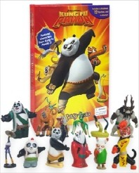 DREAMWORKS KUNG FU PANDA : MY BUSY BOOK