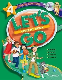 Let's Go 4 Student Book (CD-ROM 1장포함)