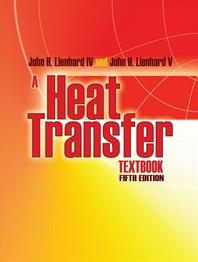 [해외]A Heat Transfer Textbook