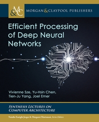 [해외]Efficient Processing of Deep Neural Networks