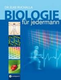 [해외]Biologie fuer jedermann (Hardback)