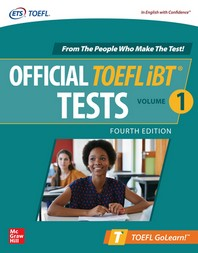 Official TOEFL IBT Tests. 1