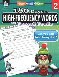 [해외]180 Days of High-Frequency Words for Second Grade