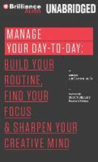 [해외]Manage Your Day-To-Day (Compact Disk)