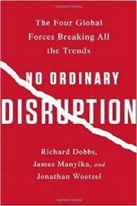 [해외]No Ordinary Disruption (Paperback)