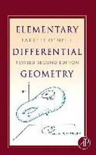 Elementary Differential Geometry: Rivised