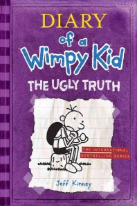 [보유]Diary of a Wimpy Kid #5: The Ugly Truth