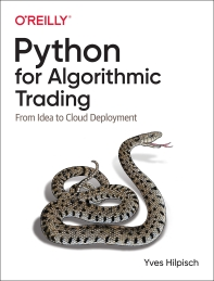 [해외]Python for Algorithmic Trading