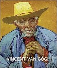 [해외]Vincent van Gogh - Kalender 2021