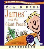 [해외]James and the Giant Peach (Compact Disk)
