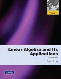 Linear Algebra and Its Applications : International Edition, 4/E