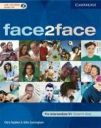 FACE2FACE PRE-INTERMEDIATE STUDENT S BOOK