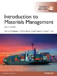 Introduction to Materials Management(Global Edition)