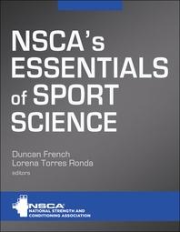 [해외]Nsca's Essentials of Sport Science