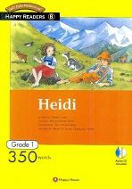 Heidi (350 Words)(CD1장포함)(HAPPY READERS 1-8)