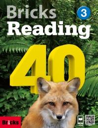 Bricks Reading 40. 3: SB(WB+CD)