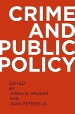 [해외]Crime and Public Policy
