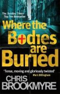 Where the Bodies Are Buried. Christopher Brookmyre