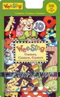 Wee Sing Games, Games, Games (Book+CD)