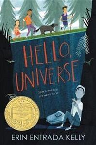 [해외]Hello Universe (Library Binding)