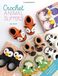 [해외]Crochet Animal Slippers