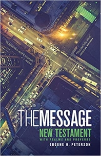 The Message Personal New Testament: Psalms & Proverbs (Numbered Edition)