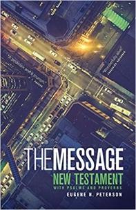 [보유]The Message: The Bible in Contemporary Language
