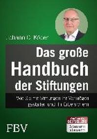 Das grosse Handbuch der Stiftungen