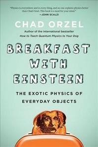 [해외]Breakfast with Einstein (Paperback)