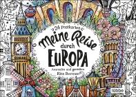 [해외]Meine Reise durch Europa - Postkartenbuch