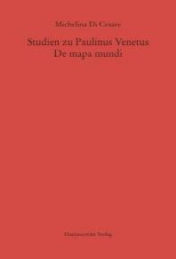 Studien Zu Paulinus Venetus. de Mapa Mundi