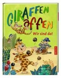 Giraffenaffen 01 - Wir sind da!