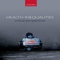 [해외]Health Inequalities